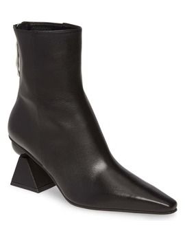 Glam Statement Heel Bootie by Yuul Yie