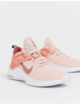 Nike Training Air Max Bella Trainers In Pink by Nike's