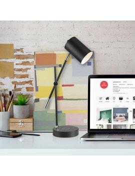 """Tabares 18"""" Desk Lamp by Brayden Studio"""