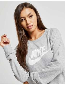 Nike Essential Futura Crew Sweatshirt by Jd Sports