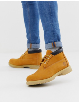 Timberland Newman Chukka Boots In Wheat by Timberland's