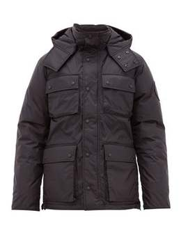 X Canada Goose Quilted Down Jacket by Junya Watanabe