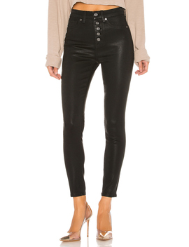 Jean Skinny High Waist Ankle Skinny by 7 For All Mankind