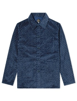 Needles Flower Cord Coverall Jacket by Needles