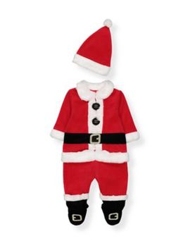 Santa All In One With Hat by Mothercare