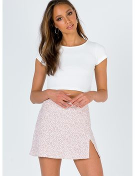 Eloise Mini Skirt by Princess Polly
