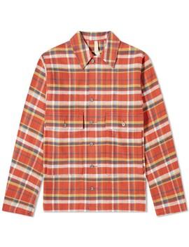 Nigel Cabourn X Lybro Usmc Shirt Jacket by Nigel Cabourn