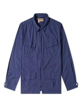 Nigel Cabourn X Lybro Zip Nam Jacket by Nigel Cabourn
