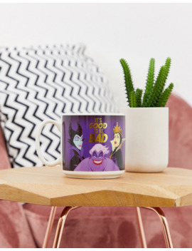 Disney Villains Mug by Asos