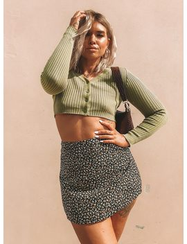 Maleny Mini Skirt by Princess Polly