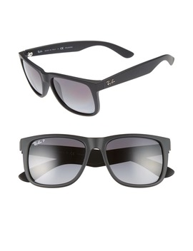 Justin 54mm Polarized Sunglasses by Ray Ban
