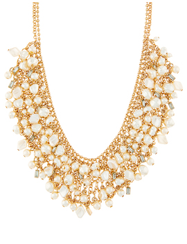 Pearl Collar Necklace by Accessorize