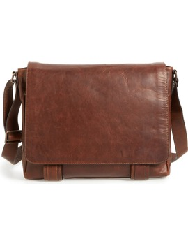 'logan' Messenger Bag by Frye