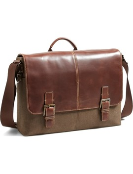 'bryant' Messenger Bag by Boconi