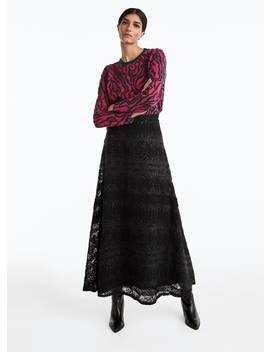 Sweater Com Jacquard De Zebra by Uterqüe