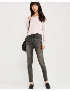 Knot Back Cozy Top by Abercrombie & Fitch