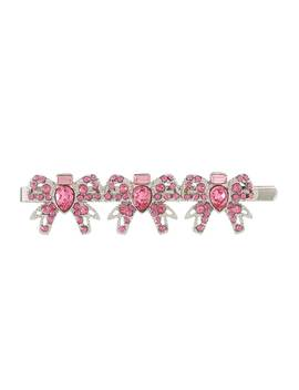 Exclusive To Mytheresa – Crystal Embellished Barrette by Miu Miu