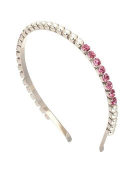 Exclusive To Mytheresa – Embellished Headband by Miu Miu