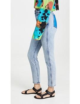Vintage Crop Jeans by Jordache