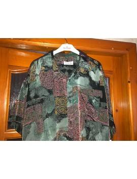 Best Offer Christian Dior Silk Short Sleeve Shirt by Dior  ×  Vintage  ×  Christian Dior Monsieur  ×