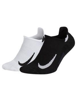 Nike Multiplier No Show Socks (2 Pair). Nike.Com by Nike