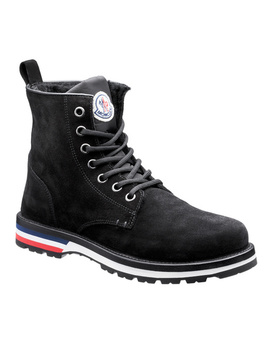 New Vancouver Weatherproof Suede Boots by Moncler Moncler New Vancouver Weatherproof Suede Boots