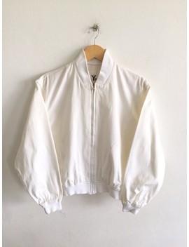 "Lagendary Japanese Designer Ys Jacket Yohji Yamamoto Jacket 23"" X 21"" by Yohji Yamamoto  ×  Ys (Yamamoto)  ×"