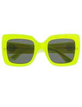 Neon Sunglasses by Gucci Eyewear