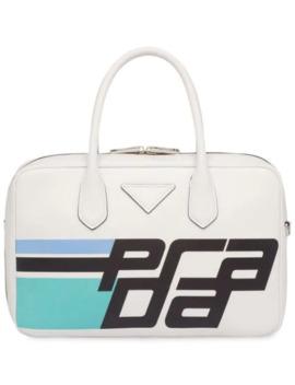 Top Handles Tote Bag by Prada