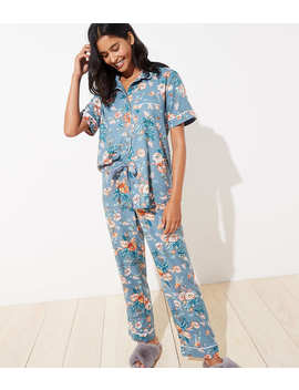 Bouquet Pajama Set by Loft