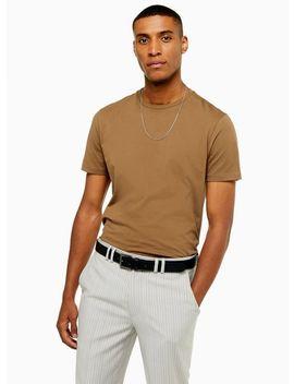 Brown Classic T Shirt by Topman
