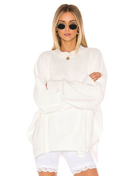 Easy Street Tunic In White by Free People