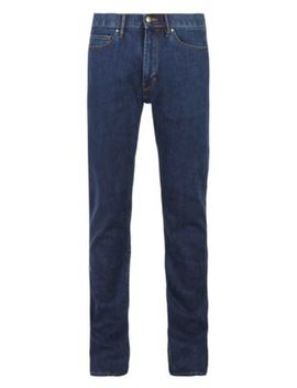 Slim Fit Stretch Jeans With Stormwear™ by Marks & Spencer