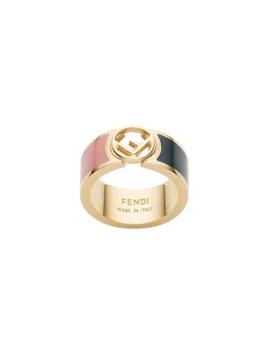 кольцо 'fendista' by Fendi