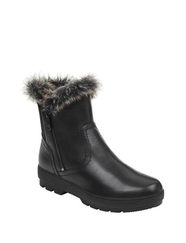 Adabelle Faux Fur Lined Boot   Wide Width Available by Easy Spirit
