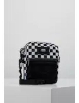 Bail Shoulder Bag   Olkalaukku   Black/White by Vans