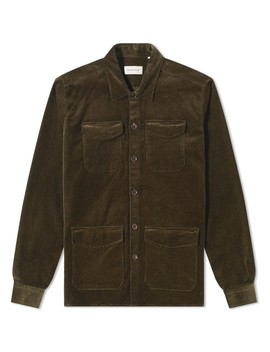 Oliver Spencer Grove Cord Jacket by Oliver Spencer