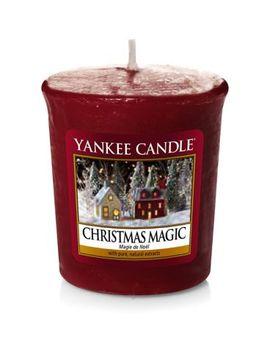 Yankee Candle Christmas Magic Votive by Yc Xmas