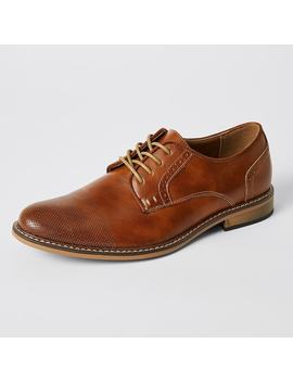 Lucas Brogue Shoes   Light Brown by Target