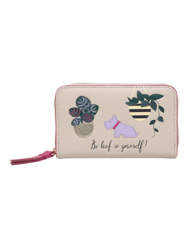 Be Leaf In Yourself Zip Around Wallet by Radley