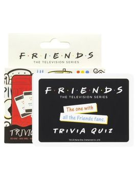 Friends Trivia Game by Friends