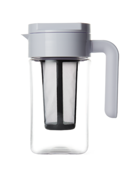 T2 Jug A Lot White Small by T2 Tea