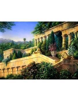Gardens Of Babylon Perfume Oil   Rose, Jasmine, Vetiver, Frangipani, White Amber   Ancient Perfume by Etsy