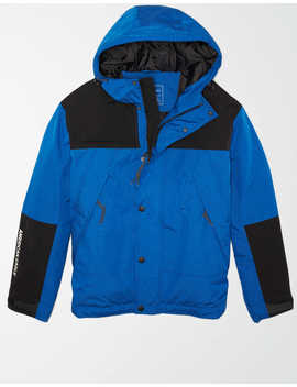 Ae Hooded All Weather Parka by American Eagle Outfitters
