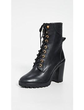 Bastian Lug Sole Boots by Michael Michael Kors