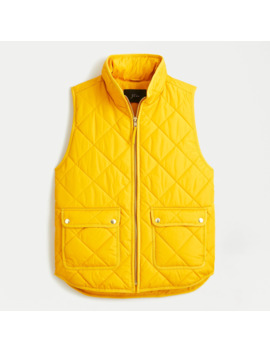 Excursion Vest In Recycled Poly With Primaloft® Fill by Excursion Vest In Recycled Poly With Primaloft
