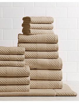 Chortex Honeycomb 16pc Towel Set by Chortex