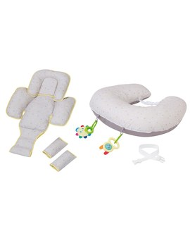 Cleva Mama Cleva Cushion Nursing Pillow & Baby Nest by Smyths