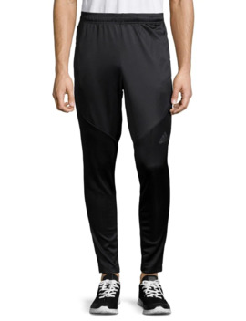 Tapered Logo Track Pants by Adidas
