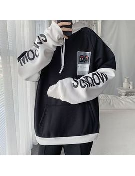 Wescosso   Hooded Long Sleeve Sweatshirt by Wescosso